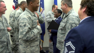 Guardsmen Receive Degrees