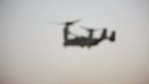 U.S. Marines Train to Recover Troops, Aircraft While Deployed in Southwest Asia