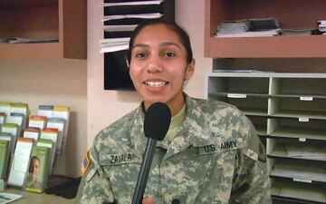 SPC Guadalupe Zavala Father's Day Shoutout