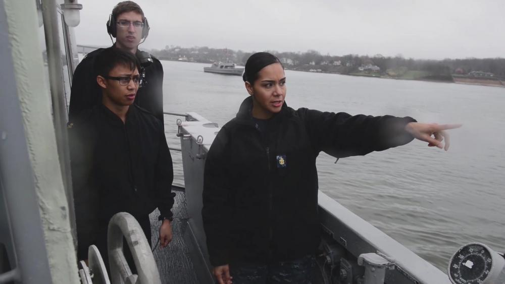 navy quartermaster