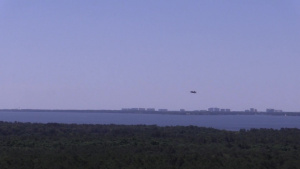 Eglin AFB Air Traffic Control Tower