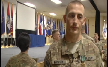 3rd Army USARCENT Soldier/ NCO of the Year