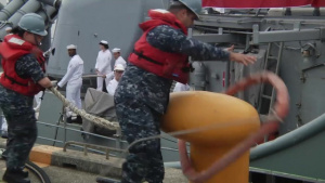 USS Chancellorsville Returns to Japan as the Newest Addition to 7th Fleet