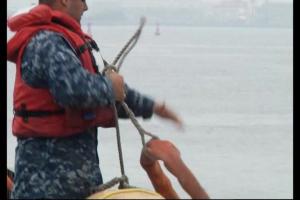 USS Chancellorsville Arrives in Yokosuka-PACUP
