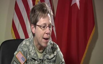 Brig. Gen. Tammy Smith Full Court Press Interview