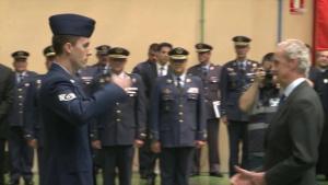 Spain Honors U.S. Heroes