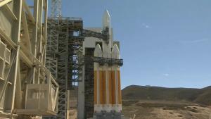 Delta IV Heavy Launch