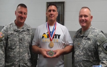 Tennessee National Guardsman places 2nd in National Joint Service Greco-Roman Wrestling Competition