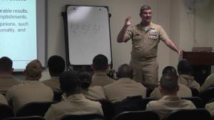 Yokosuka Sailors Learn Leadership, Prepare for Exchange Program