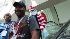 Comic-Con 2015: Where's the Stormtrooper