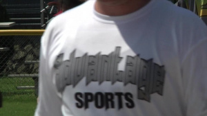 MCAS Iwakuni Youth Sports hosts summer baseball camp