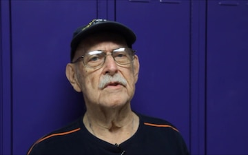 Interview with World War II Veteran During Greater Chenango Cares IRT