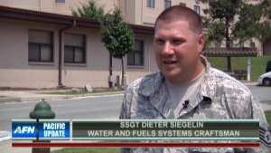 AFN Pacific Update: Osan Water And Fuels