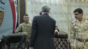 DV Visit: UK Defence Secretary Michael Fallon