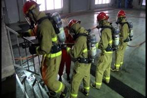 Firefighting Students