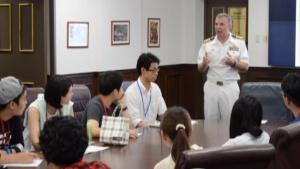 AFN Pacific Update: Sasebo Hosts Japan-Korea Student Forum