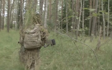 Wessex Storm Sniper Exercise