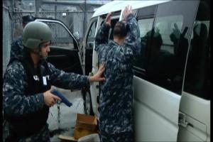 Sailors Train Ship Safety