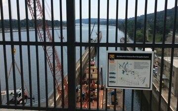 Murray Lock Maintenance