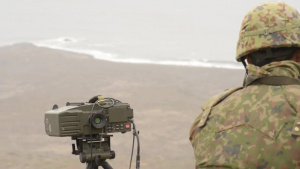 Marines Share Skills with Japanese Forces
