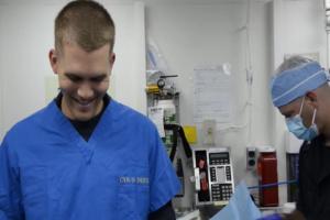 Pacific Update: USS Ronald Reagan Dentist
