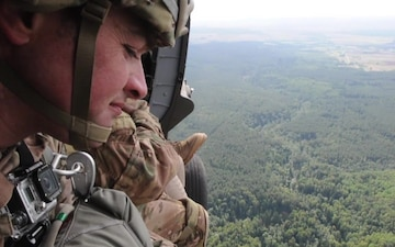 American and Lithuanian Airborne Operation