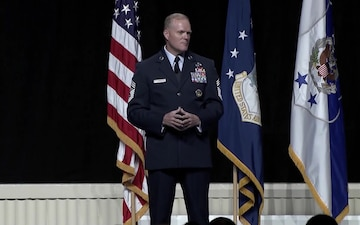 2015 Air and Space Conference: Enlisted Force Update with CMSAF James Cody