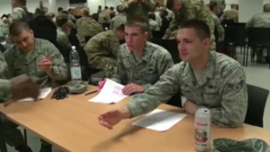 Air Force Report: Pre-deployment Training