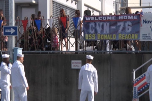 Pacific Update: USS Ronald Reagan Arrives in Yokosuka