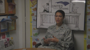 134ARW Starts United Through Reading