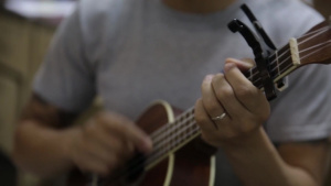 Arizona Marine sets sail with musical talents