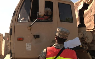 Lifeliner Movement Control Team Keeps Troops Moving at JRTC