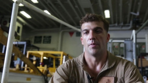 U.S. Marines Fatigue Bodies, Fire Weapons