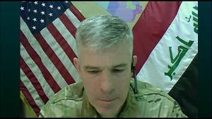 Col. Steve Warren Pentagon Briefing