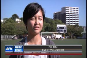 Pacific Update: Kids Sports Festa