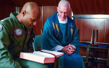 Breaking the Ice: Chaplain Dorwart
