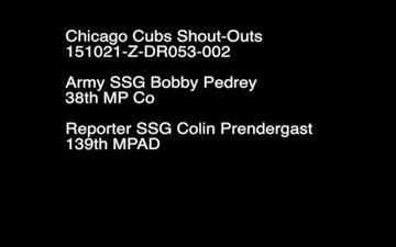 Army Staff Sgt. Bobby Pedrey
