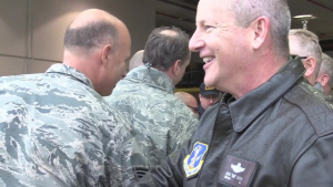 127th Wing Deployment Homecoming
