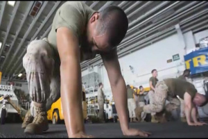 26th MEU Marines Get Their Kicks in Martial Arts Instructor Course