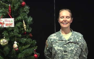 CPT Emma Gebhardt Holiday Shoutouts