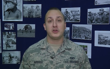 Senior Airman John Norred