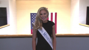 Miss Mississippi says Thank You