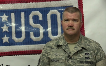 TSgt Tony Human University of Florida Shout Out