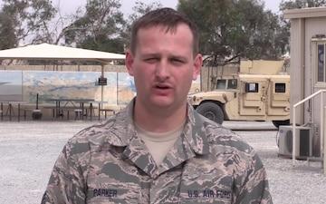 Tech. Sgt. Lincoln Parker