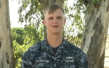 Seaman Matthew Thompson