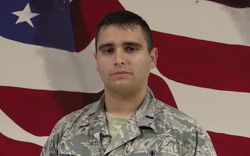 1st Lt Eric Perron Holiday Greeting