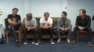 Switchfoot Rocks Out On Andersen