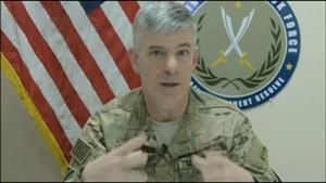 COL Steven H Warren Pentagon Press Briefing