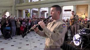 USAF Band WWII Holiday Flashback