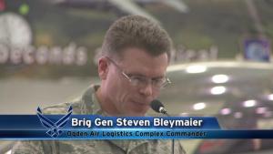 Air Force Report: New Hangar